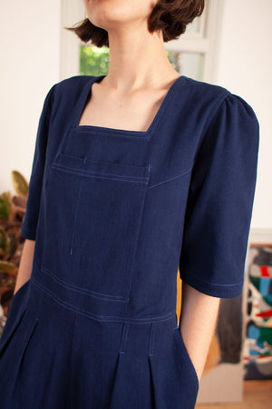 Maximillion Boilersuit Navy