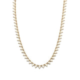 AFLA Multi Triangle Necklace