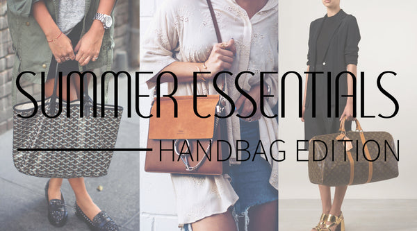 A Handbag for Every Summer Adventure