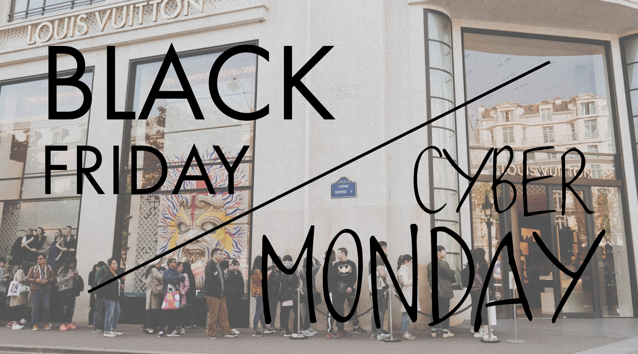 Black Friday And Cyber Monday For Luxury Brands Lux Second Chance Lux Second Chance