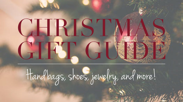 Christmas Gift Guide: For Everyone on Your List or Just Yourself!