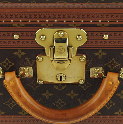 49afc1bd7c3 How to authenticate a LOUIS VUITTON bag and spot a fake!