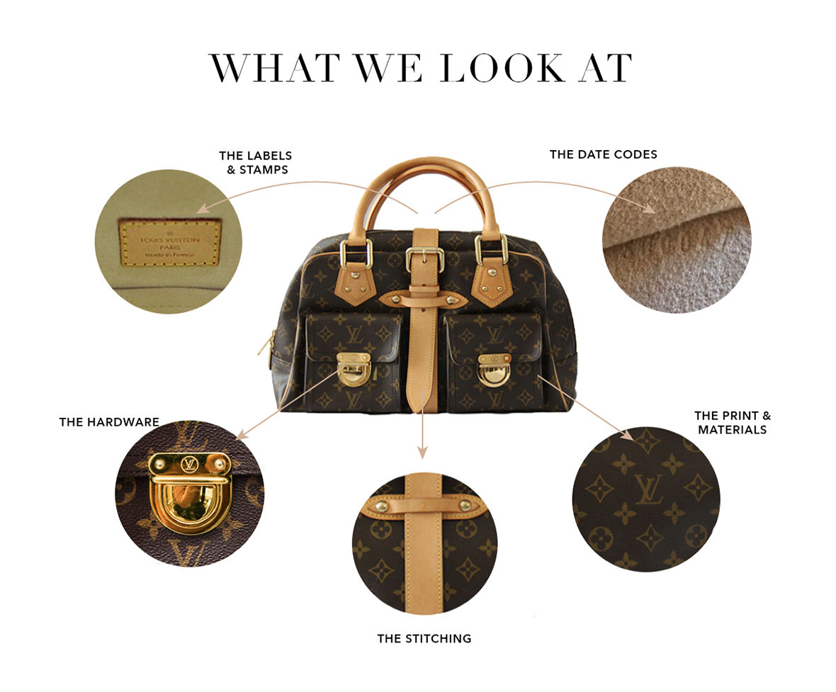 Luxury bag with features