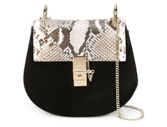 Chloe Drew Saddlebag, $2150.00