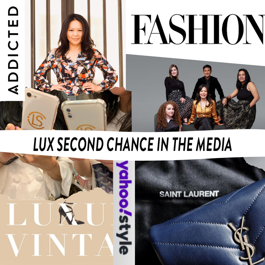 Lux Second Chance In The Media