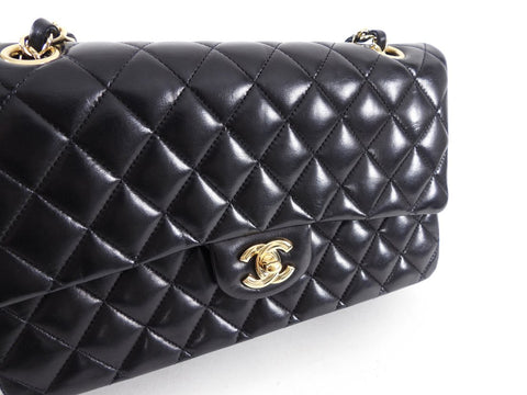 Chanel bag leather feels as soft as a butter to the skin.