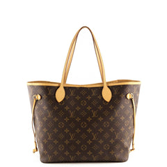Louis Vuitton Neverfull MM Tote, $1610.00