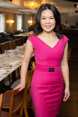 Diana Nguyen, the Founder and CEO of Lux Second Chance