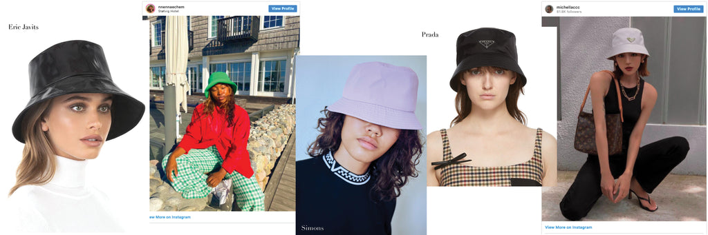 Hat Style in the 90s
