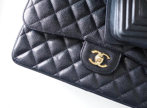 3ff3f3758265 On a tactile level, fake Chanel purses do not feel as silky smooth and  gentle as the authentic one. Fake ones are flat, sturdy and cheap.