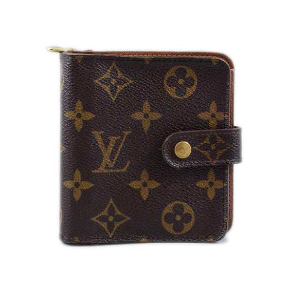 Louis Vuitton Monogram Porte-Monnaie Billets Cartes Wallet