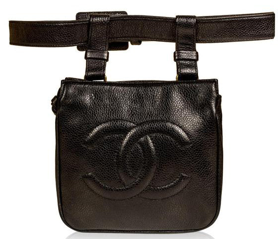 Chanel Belt Bag - Vintage