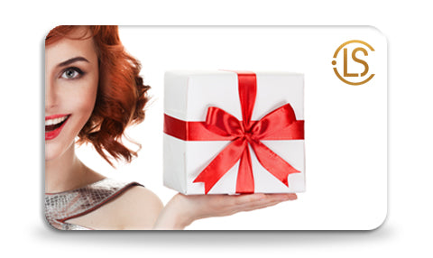 Lux Second Chance Gift Cards