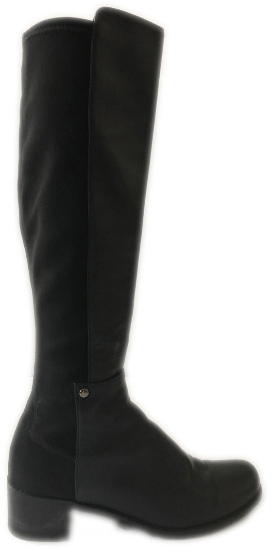 Stuart Weitzman Black 5050 Over the Knee Boots Size 5