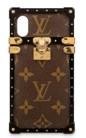 Louis Vuitton Eye Trunk iPhone X/XS - Monogram Canvas