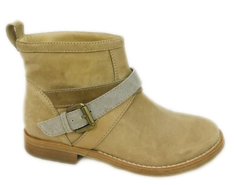 Brunello Cucinelli Beige Ankle Boots Size 35