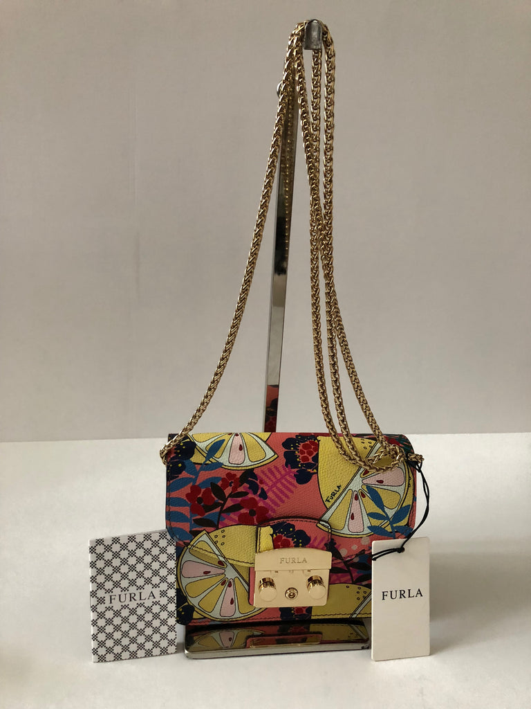 Furla Metropolis Mini Crossbody Bag (NWT)