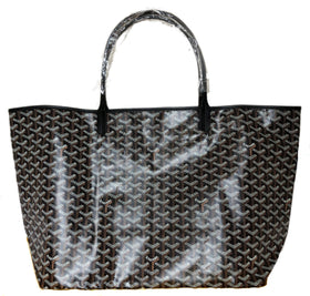 Goyard St. Louis Black GM Tote (NWT)