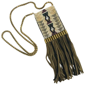 Lizzie Fortunato California Fringe Necklace