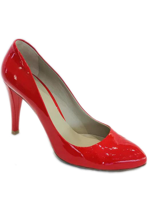 Paul Smith Red Patent Pumps Size 40