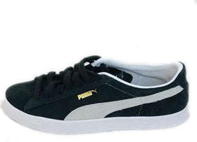 Puma Men's Suede VTG High Risk Black/White Size 8 (NWT)