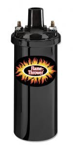 86-13120 Pertronix Coil Flame Thrower Black