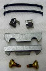 34-13110  Ford caliper mounting hardware kit 1 wheel for Early Bronco