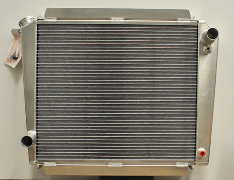 12-12212 5.0 Manual Aluminum Radiator for Coyote