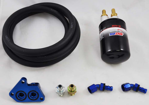 14-30032 Oil relocation kit for 11-14 Coyote only