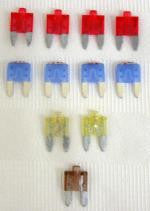 83-00117 LED Fuse Kit for Early Bronco