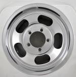 29-10120 17x9 Aluminum slot wheel for Early Ford Bronco