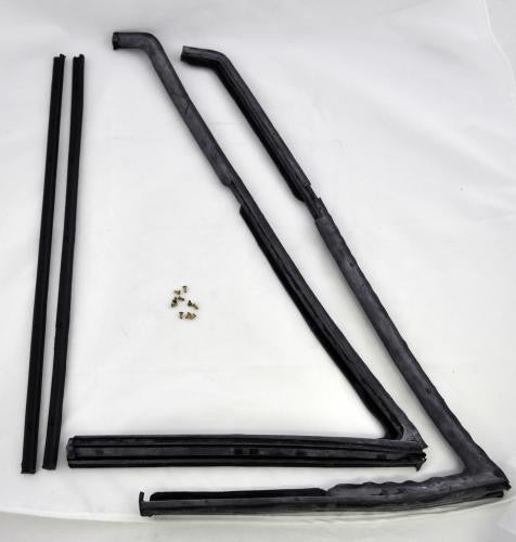 67-82000  Vent Window Rubber for Early Bronco
