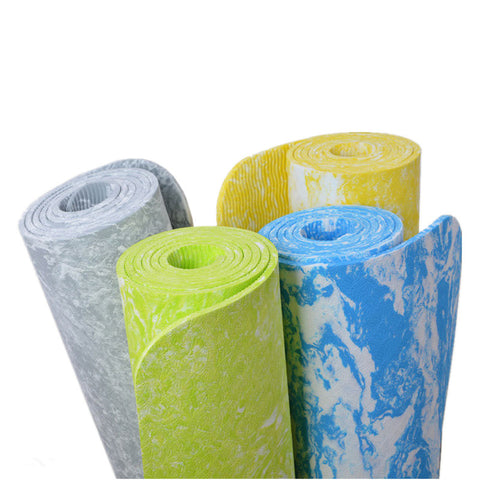 New Design TPE 6 mm Non-Slip Yoga Mat