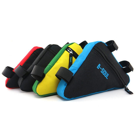 4 Colors Waterproof 1.5L Outdoor Bike Pouch