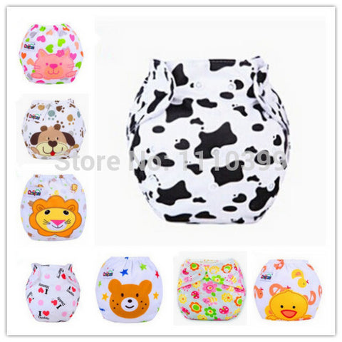 Cloth Diapers - Reusable Nappies in Variety of Cute Patterns - Buy All Means - 1