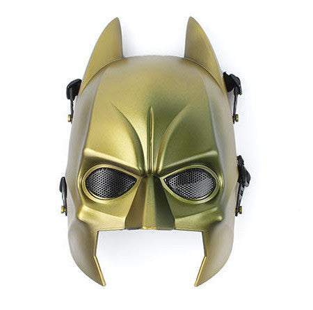 Soft Wire Batman Mask