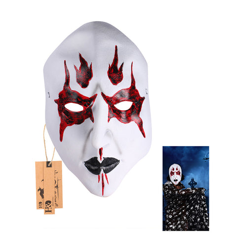 Fire Batman Scary Ghost Mask