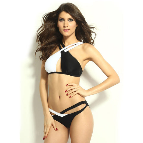 New Push Up Bikini Women Swimwear Set - Buy All Means - 1