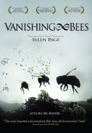 Vanishing of The Bees-DVD