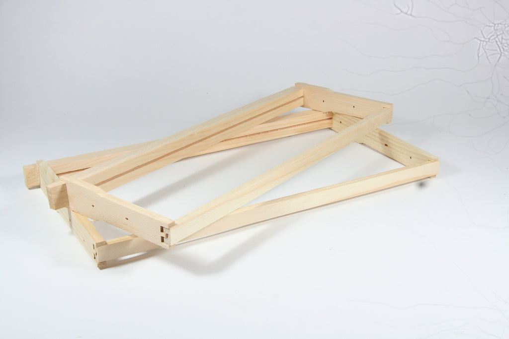 Frame-Medium-Un-Assembled for Plastic Foundation