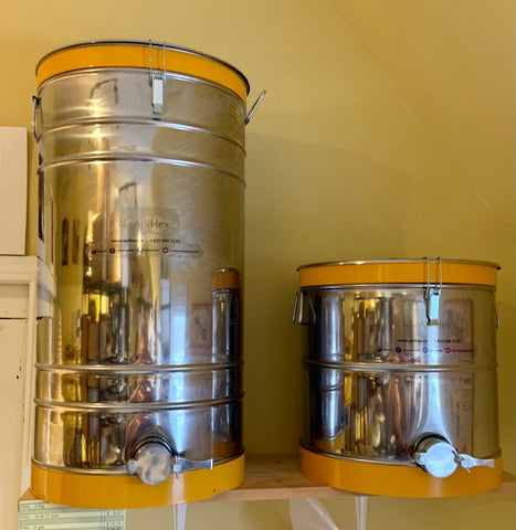 Honey Tank - 50Kg and100Kg