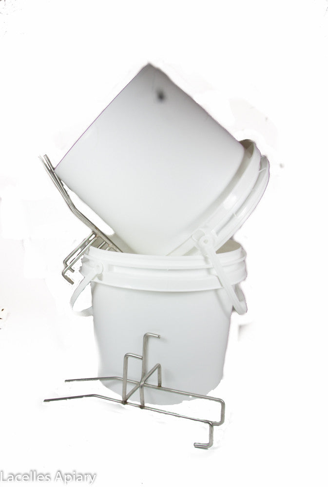 Pail Holder-Stainless Steel
