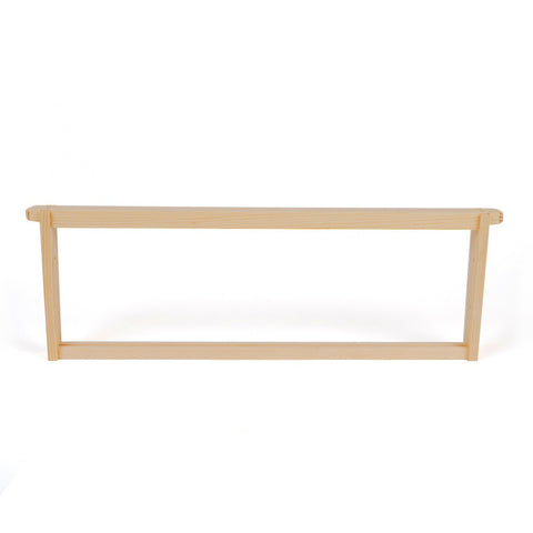 Wooden Frames-Unassembled -Medium for Beeswax Foundation