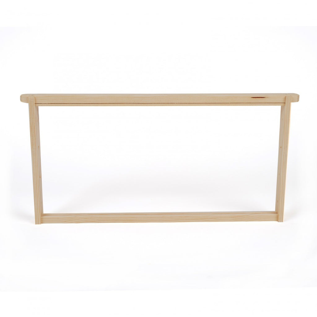 Wooden Frames-Unassembled-Deep-For Plastic Foundation