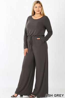 Ava Jumpsuit-Plus