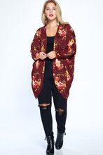 Mollie May Cardigan-Plus
