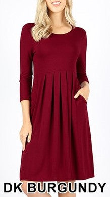 Ariella Rose Dress-Plus