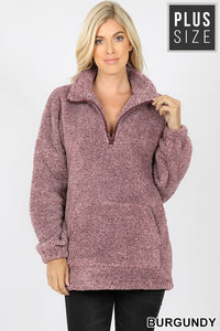 Briella Pullover-Plus