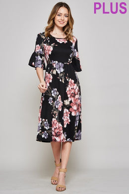 Mavis Dress- Plus