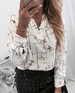 Poly Blouse